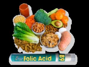 Folic Acid helps to combat heart disease