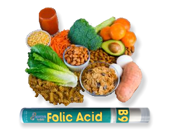 Folic Acid helps to combat heart disease