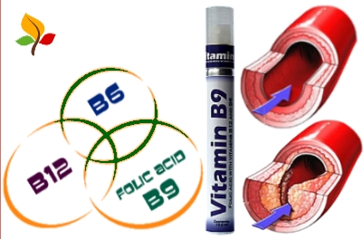 B Vitamins Clean Out Arteries